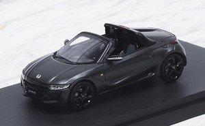 ホンダ S660 モーターショー スペシャルコレクション ガングレーメタリック (艶消) (宮沢模型流通限定) (ミニカー)