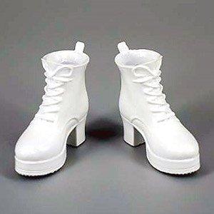 ZY-TOYS 1/6 ウーメンズファッションブーツ B (ホワイト) (ZY16-24B) (ドール)