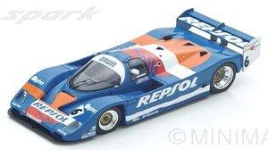 Porsche 962C No.6 WSPC Suzuka 1989 W.Brun - J.Pareja (ミニカー)