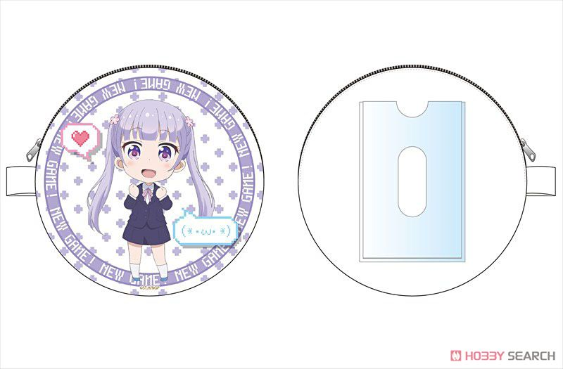 NEW GAME! コインパスケース 涼風青葉 (キャラクターグッズ)