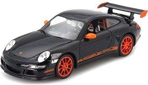 ポルシェ 911 (997) GT3RS (ブラック) (ミニカー)