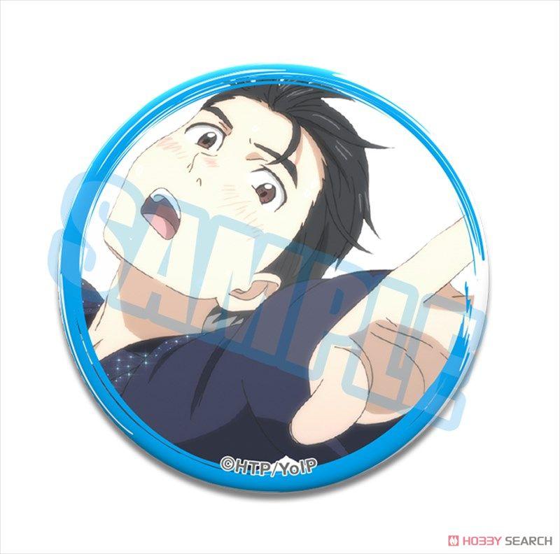 ユーリ!!! on ICE トレーディング缶バッジ vol.6 12個セット (キャラクターグッズ)