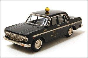 ファインモデル トヨペットクラウン 日個連個人タクシー1965年式 (黒) (ミニカー)