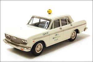 ファインモデル トヨペットクラウン 日個連個人タクシー1965年式 (白) (ミニカー)
