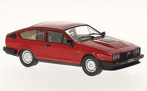 アルファ・ロメオ GTV6 2.5 1980 レッド (ミニカー)