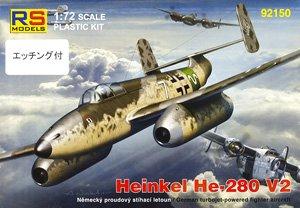 ハインケル He280 V2 + エッチングパーツセット (プラモデル)