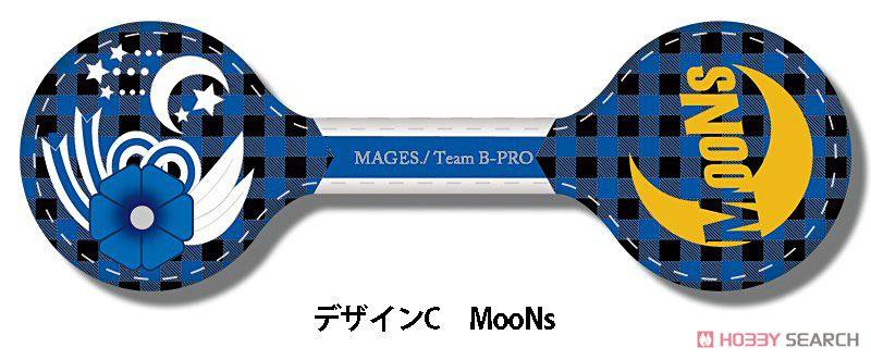 B-PROJECT~鼓動*アンビシャス~ コードクリップ C MooNs (キャラクターグッズ)
