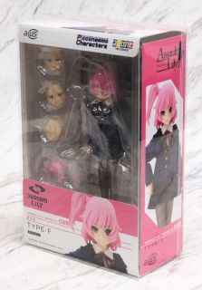 AZONE 1//12 Assault Lily Series 028 Custom Lily TYPE-F Pink Fashion Doll