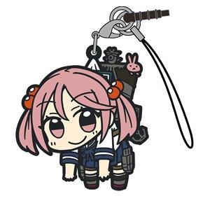 艦隊これくしょん -艦これ- 漣つままれストラップ (キャラクターグッズ)