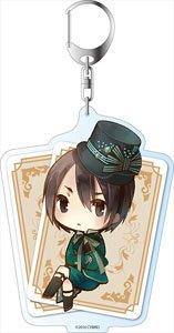 イケメン革命 アリスと恋の魔法 デカキーホルダー オリヴァー=ナイト (キャラクターグッズ)