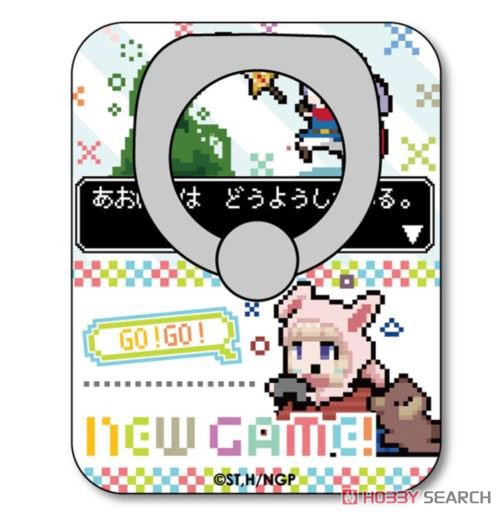 NEW GAME! スマホリング Ver1 (キャラクターグッズ)