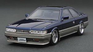 Nissan Leopard 3.0 Ultima (F31) Blue (ミニカー)