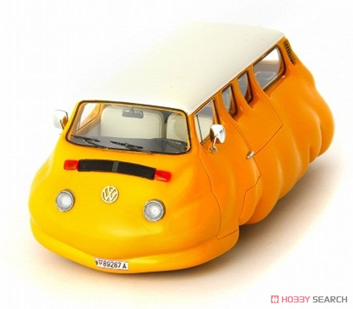 Book of the Year 2016 incl.VW T2 `Currywurst` (English) (ミニカー)