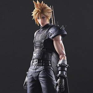 Final Fantasy VII Remake Play Arts Kai No.1 Cloud Strife (PVC Figure)