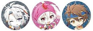 アイドリッシュセブン TRIGGER 缶バッチSET (キャラクターグッズ)