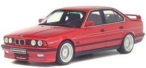 アルピナ B10 ビターボ (E34) (レッド) (ミニカー)