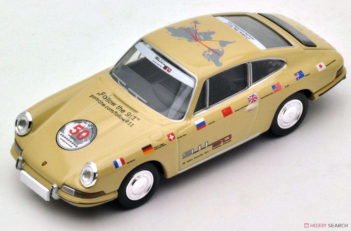 LV-110b ポルシェ911 50周年ワールドツアー (ミニカー)