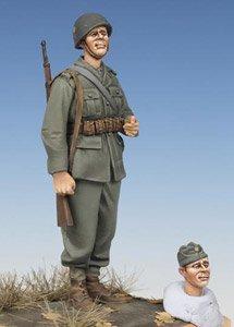 スウェーデン歩兵 (第2次大戦時) (ヘッド2種付き) (プラモデル)