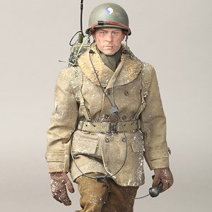 29th Infantry Division Radio Operator `Paul` Christmas Edition (ドール)