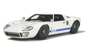 フォード GT40 Mk.1 (ホワイト) (ミニカー)