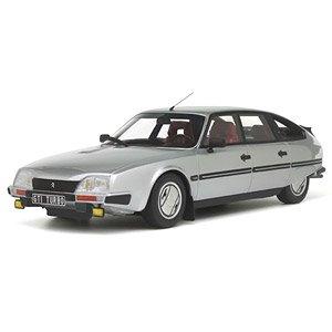 シトロエン CX 25 GTI ターボ シリーズ1 (シルバー) (ミニカー)