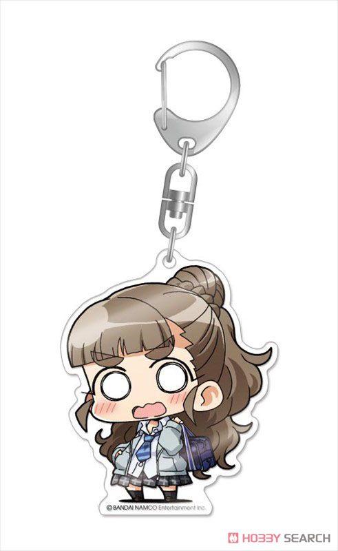 ミニッチュ アイドルマスター シンデレラガールズ アクリルキーホルダー 神谷奈緒 (キャラクターグッズ)