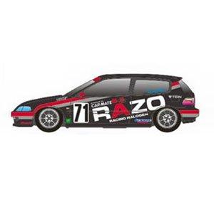 ホンダ シビック EG6 Gr.N RAZO (1992バージョン) (ミニカー)