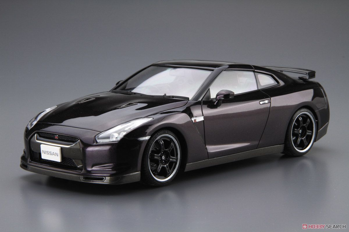 cars nissan r35 gt - photo #8