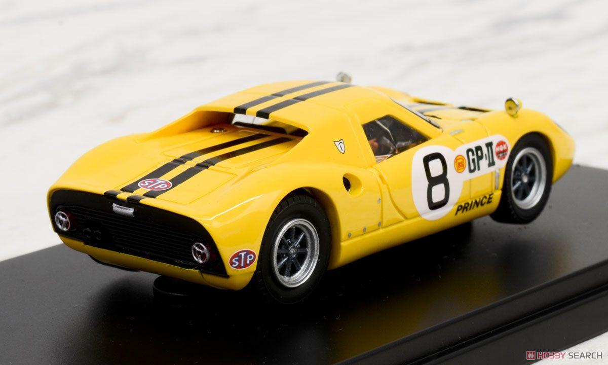 Prince R380 1967 Japan GP IKUZAWA No.8 (ミニカー)