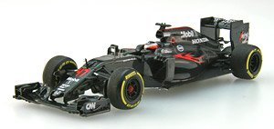 McLaren Honda MP4-31 2016 BAHRAIN GP No.47 Stoffel Vandoorne (ミニカー)