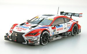 DENSO KOBELCO SARD RC F SUPER GT GT500 2016 Champion Car No.39 (ミニカー)