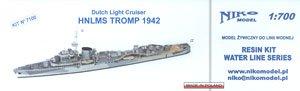オランダ海軍軽巡洋艦トロンプ1942 (プラモデル)