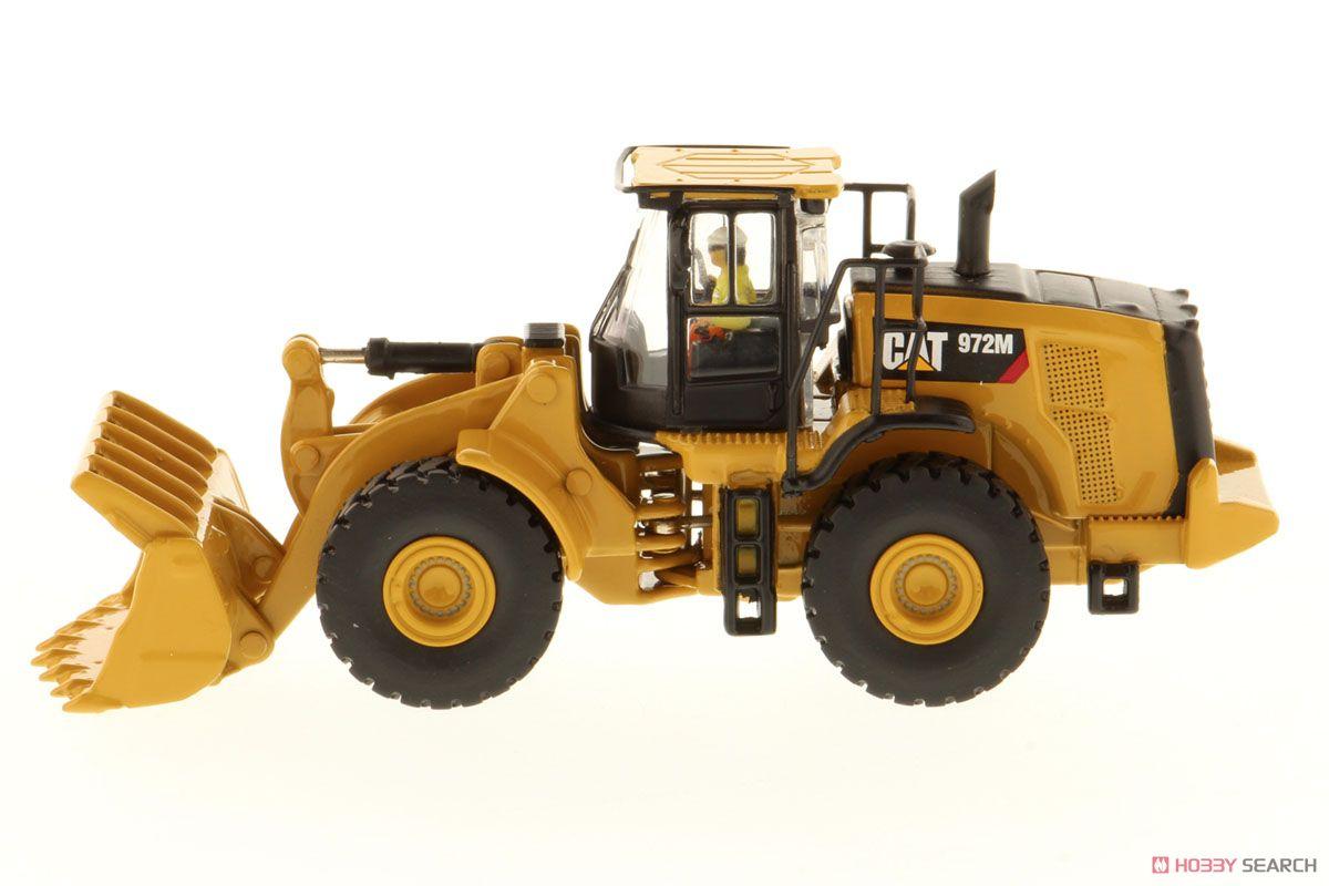 Cat 972M ホイールローダ (ミニカー)