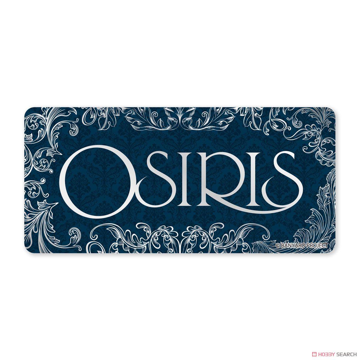 バンドやろうぜ! バンドロゴステッカー OSIRIS (キャラクターグッズ)