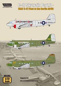 C-47 スカイトレイン パート2 ベルリン大空輸 (デカール)