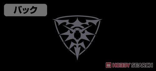 Re:ゼロから始める異世界生活 エミリアTシャツ BLACK M (キャラクターグッズ)