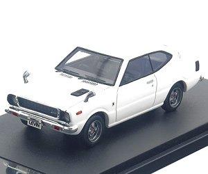 Toyota COROLLA HARDTOP LEVIN 1600 (1974) ジョリーホワイト (ミニカー)
