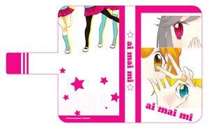 手帳型マルチケース 「あいまいみー」 01/イメージデザイン (キャラクターグッズ)