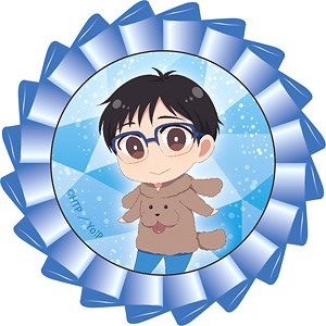 ユーリ!!! on ICE キャラロゼッタ 勝生勇利 (キャラクターグッズ)