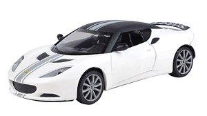 Lotus Evola S white (ミニカー)
