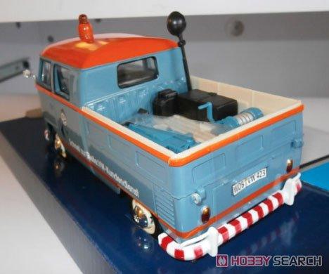 Volkawagen Type2 (T1) Service PU gulf blue (ミニカー)