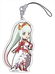 Tales Of Zestiria The X Acrylic Strap Lailah Anime Toy Hobbysearch Anime Goods Store
