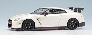 NISSAN GT-R NISMO N Attack Package 2014 ブリリアントホワイトパール (ミニカー)