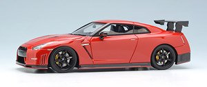 NISSAN GT-R NISMO N Attack Package 2014 バイブラントレッド (ミニカー)