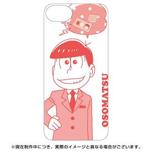 おそ松さん スマホケース おそ松 (iPhone6/7) (キャラクターグッズ)