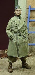 WWII 米 空挺部隊将校 ドイツ 1945 (プラモデル)