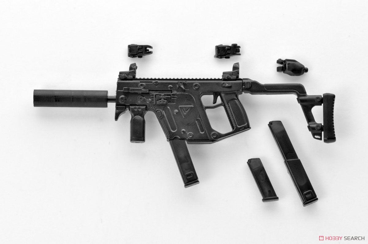 1/12 Little Armory (LA029) クリスベクターSMG (プラモデル)