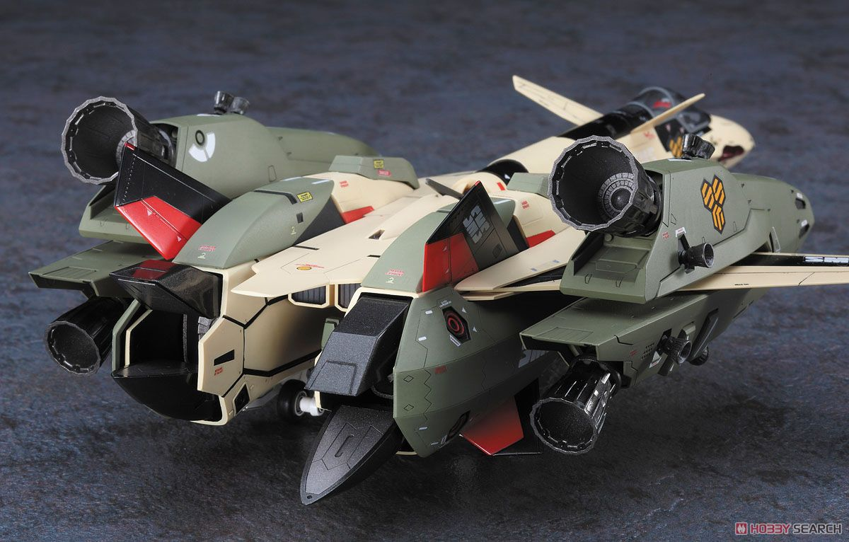 VF-19EF/A Isamu Special `Macross Frontier` (Plastic model) Item picture6