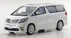 トヨタ アルファード 350S Cパッケージ (ホワイトパール) (ミニカー)