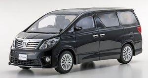 トヨタ アルファード 350S Cパッケージ (ブラック) (ミニカー)